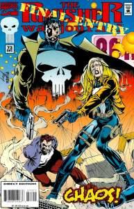 Punisher War Journal Vol 1 #73
