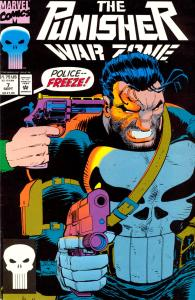 Punisher War Zone #7