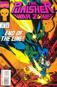 Punisher War Zone #18