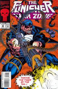Punisher War Zone #22