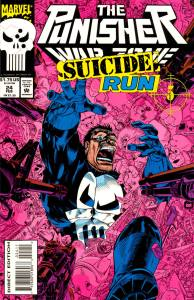 Punisher War Zone #24