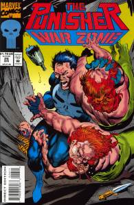 Punisher War Zone #26