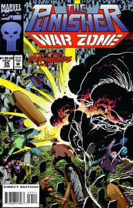 Punisher War Zone #35