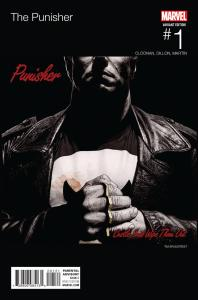 Punisher Vol 10 #1 c