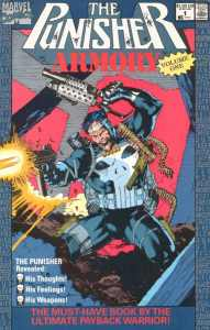 The Punisher Armory #1