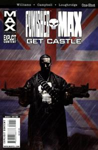 Punisher MAX Get Castle