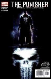 Punisher Official Movie Adaptation