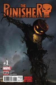 Punisher vol 10 Annual 1 a
