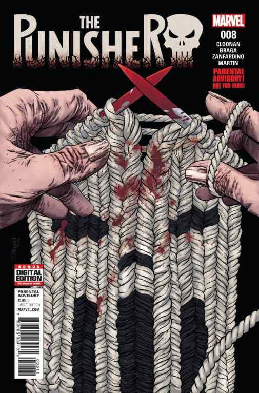 Punisher Vol 10 #8