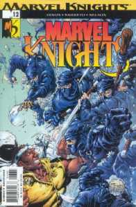 Marvel Knights Vol 1 #12