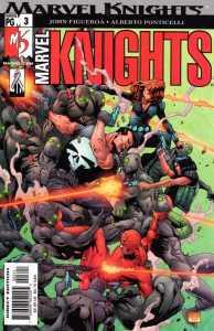 Marvel Knights Vol 2 #3
