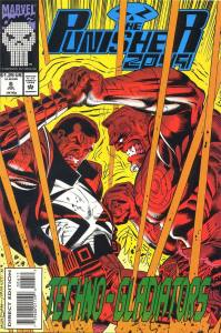The Punisher 2099 #6