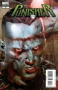 Punisher Vol 7 #10 b Rest in Pieces Variant