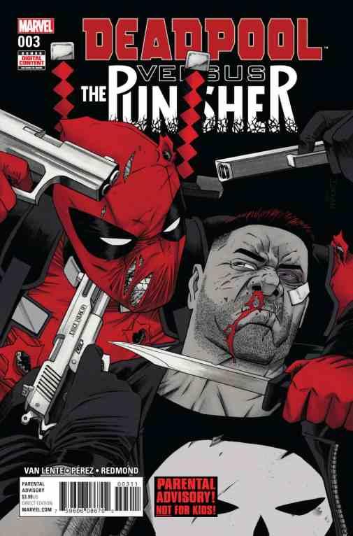 Deadpool vs. The Punisher #3