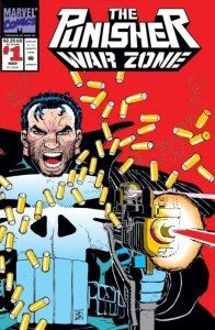 Punisher War Zone #1b