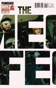 Punisher vol 8 #10c 2nd Print