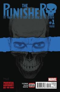 Punisher vol 10 1 2nd Print