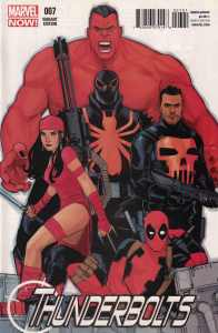 Thunderbolts vol 2 #7 b