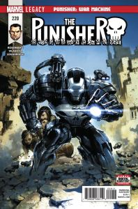 The Punisher Vol 1 #220