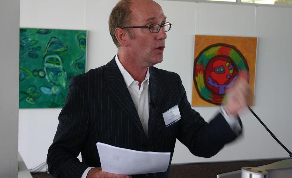 Carl Rohde Consumententrends 2005 Van Nelle Ontwerpfabriek Rotterdam