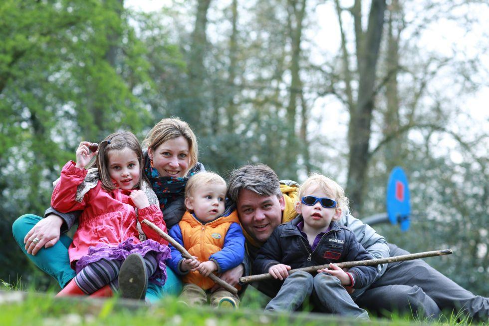 Happy family dag Arnhem