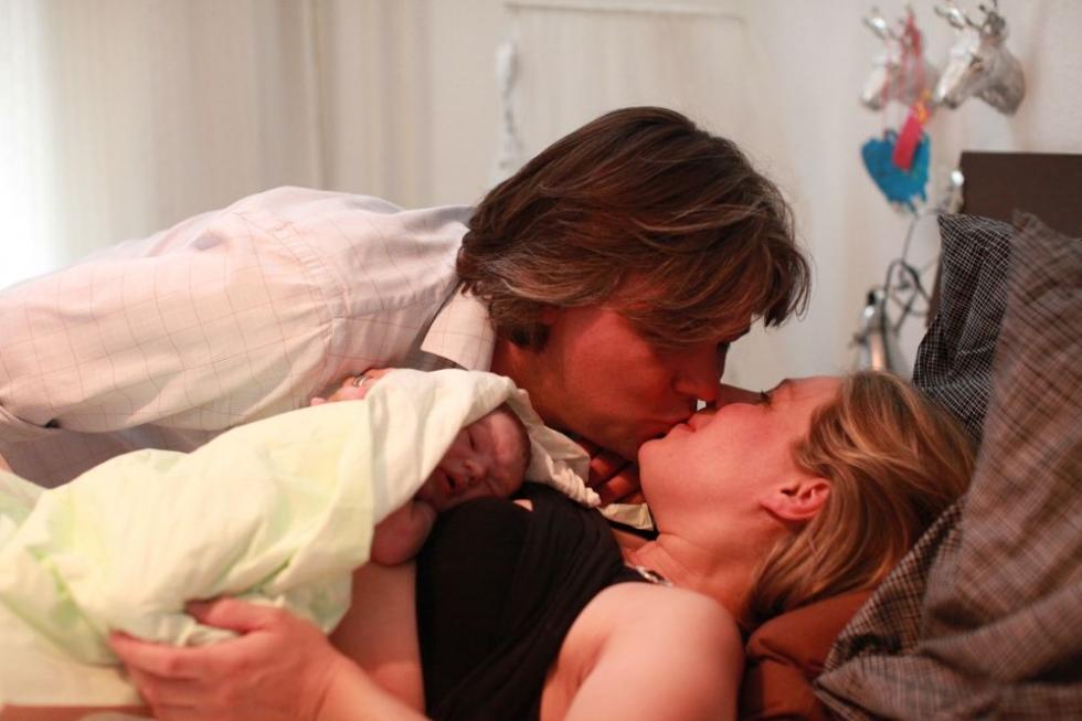 Boris geboren Henk-Jan kust Monique