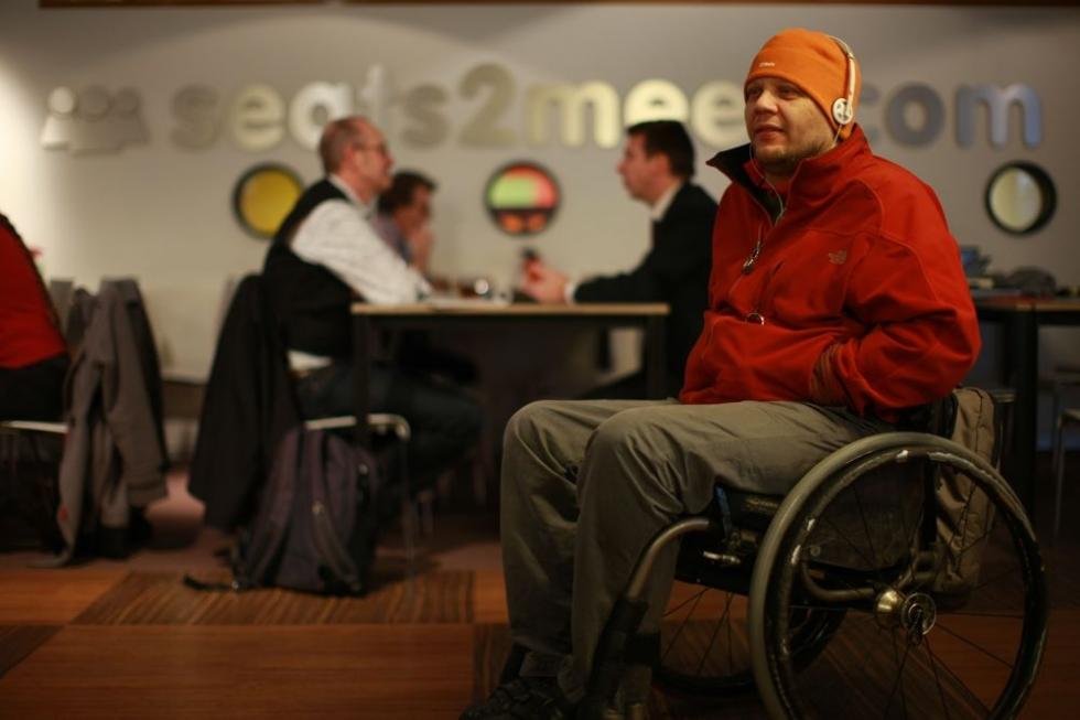 Jeroen Muller overleden seats2meet een man van mogelijkheden