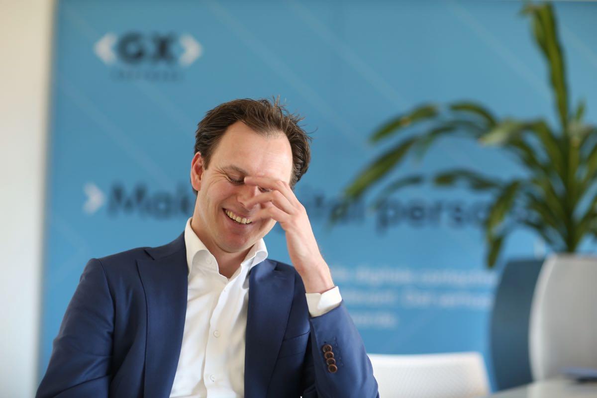 Willem Rossieau CEO GX Software 1
