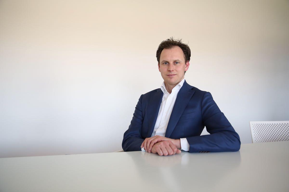 Willem Rossieau CEO GX Software 3