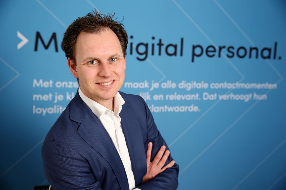Willem Rossieau CEO GX Software 4