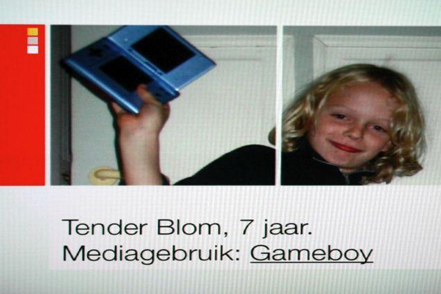 Live bloggen vanaf New Technology Event 2005
