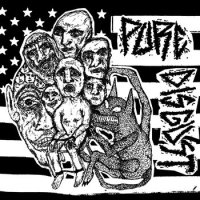 """Pure Disgust 7"""" cover art"""
