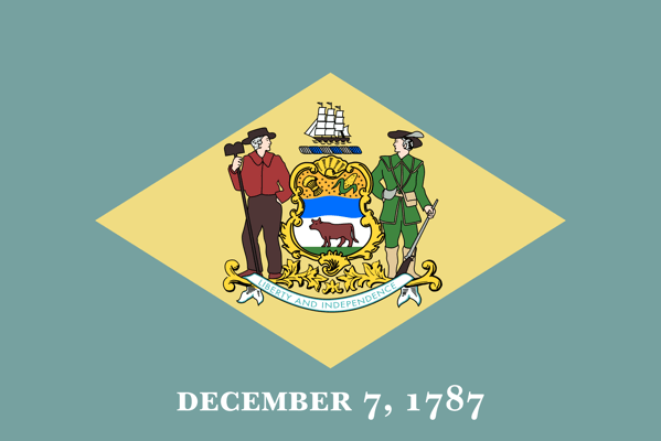 2560px Flag of Delaware svg