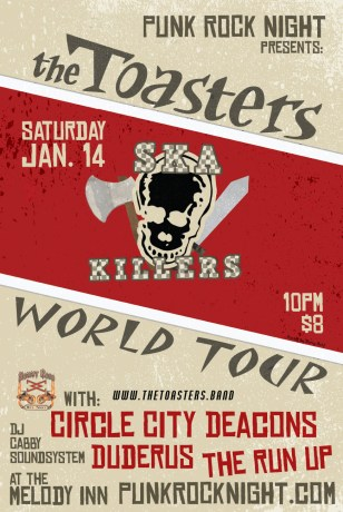 Toasters World Tour Poster no crop marks
