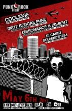Punk Rock Night 5.6.17 Final 11x17 PosterWeb
