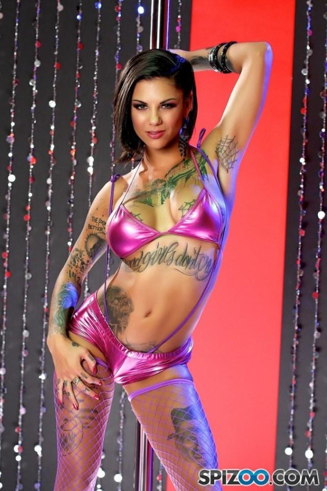 bonnie rotten stripper experience tattooed inked alt