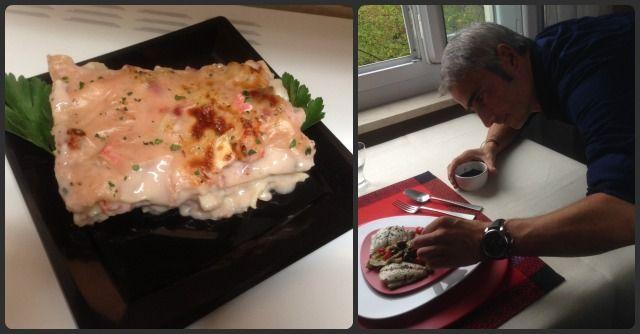 besciamella di pesce ricette di natale