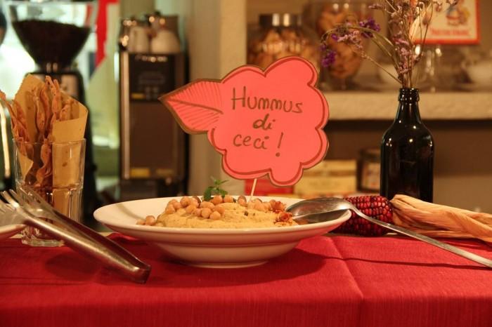 Hummus Ceci Ketumbar