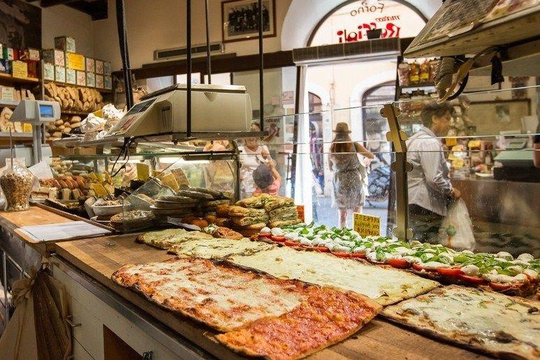 antico forno roscioli-forno roma
