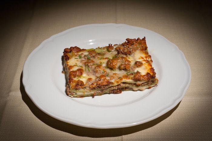 Trattoria Rosmarino lasagne alla Rosmarino