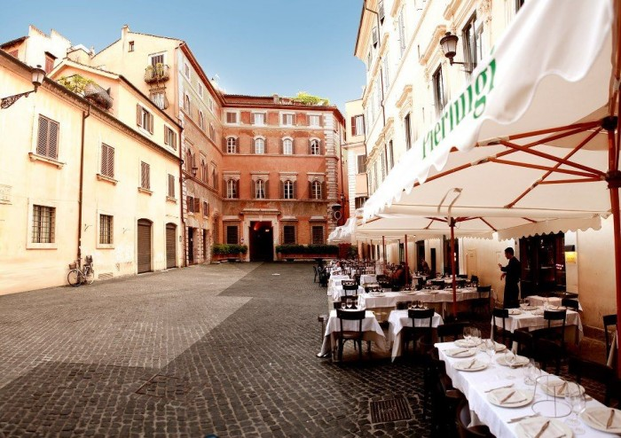 pierluigi ristorante roma