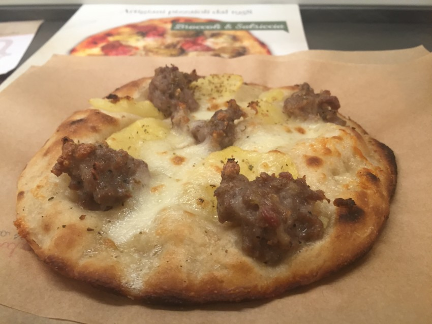 trieste pizza pizzetta roma