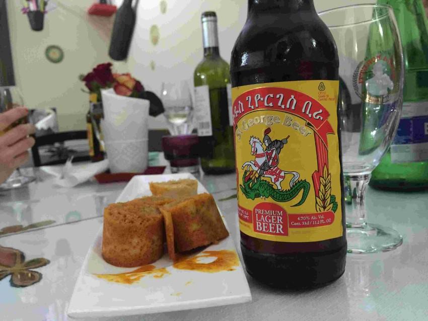 Habesha Bologna Birra St George