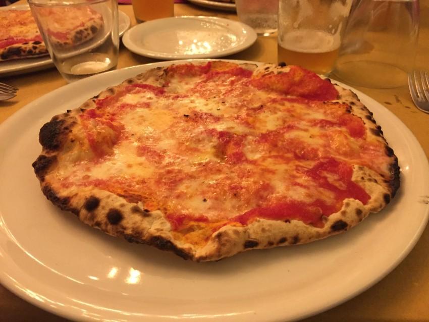 biglietto prego roma pizza margherita