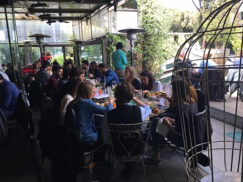 brunch roma settembre 2016