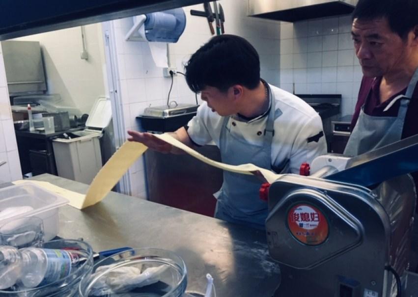 lamian bar roma_chef