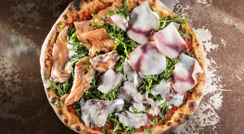 La pizzeria Grotta Azzurra di Cristian Marasco