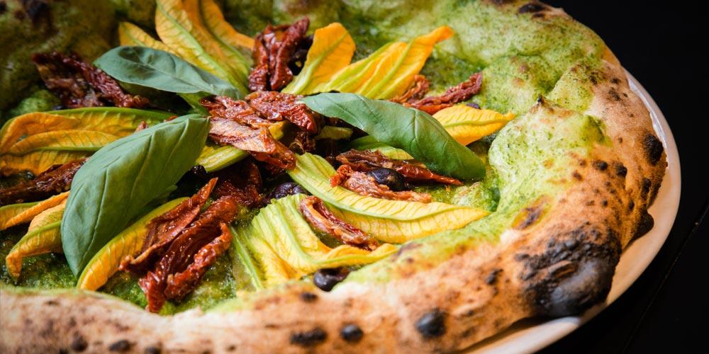 Ricetta Impasto Pizza Vegana.Le Migliori Pizze Vegane Ricette D Autore Da Tutta Italia Puntarella Rossa