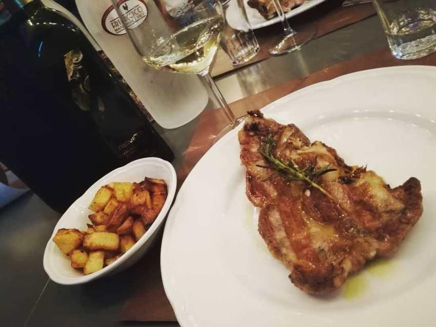 friccico ristorante roma carne