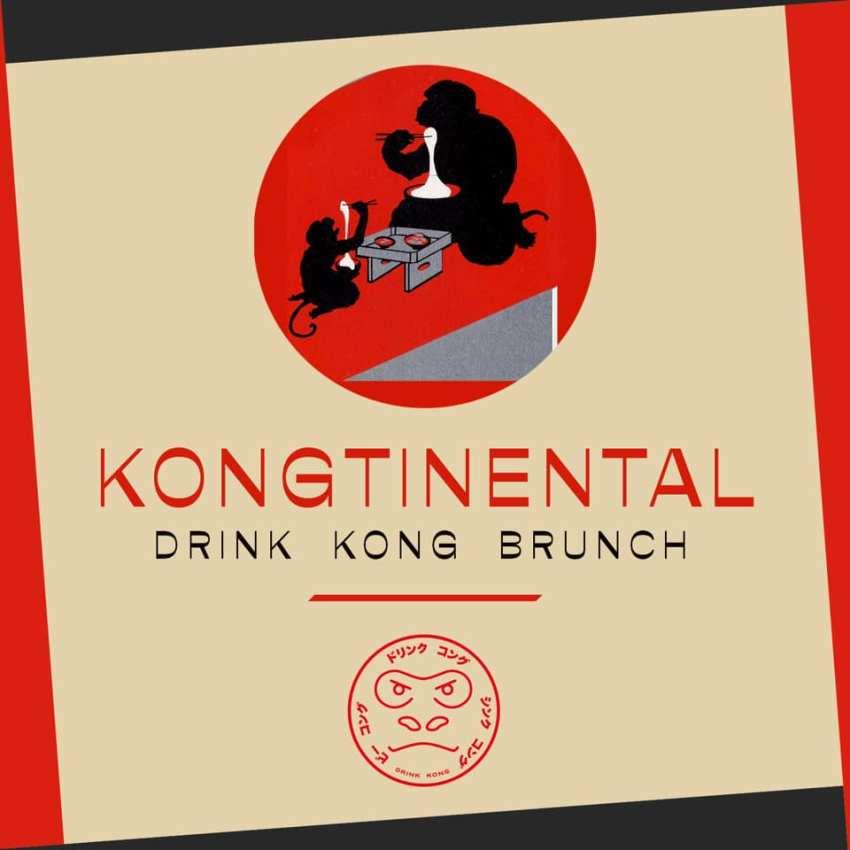 Drink Kong Kongtinental Brunch